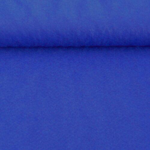 Tela creativo fieltro monocromática Royal azul rey azul 180cm ancho 2mm grosor