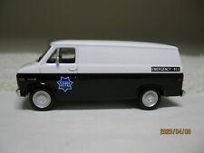 Greenlight 1//64 Sylvania Ohio Police 1985 Chevrolet G20 Van HOT PURSUIT 42810C