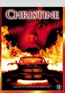 DVD-CHRISTINE-1983-JOHN-CARPENTER-NEW-NIEUW-NOUVEAU-SEALED