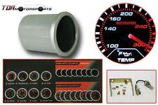 Gauge Kit Analog 52mm Oil Temperature 100-300°F