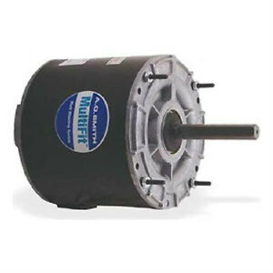 9724 1 6 hp 1625 rpm new ao smith electric motor ebay for Ao smith ac motor 1 2 hp