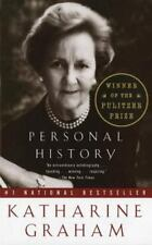 Personal History by Katharine Graham (1998, Paperback)