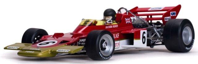 SUN18275 - Formule 1 LOTUS 72C N°6 du pilote Jochen Rindt du grand prix de Franc