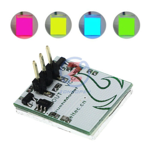 Capacitive 2.7V-6V Button Module HTTM Series Anti-interference Touch Switch