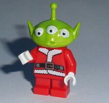 TOY STORY Lego Holiday Santa Pizza Planet Alien NEW  Disney Genuine Lego Parts