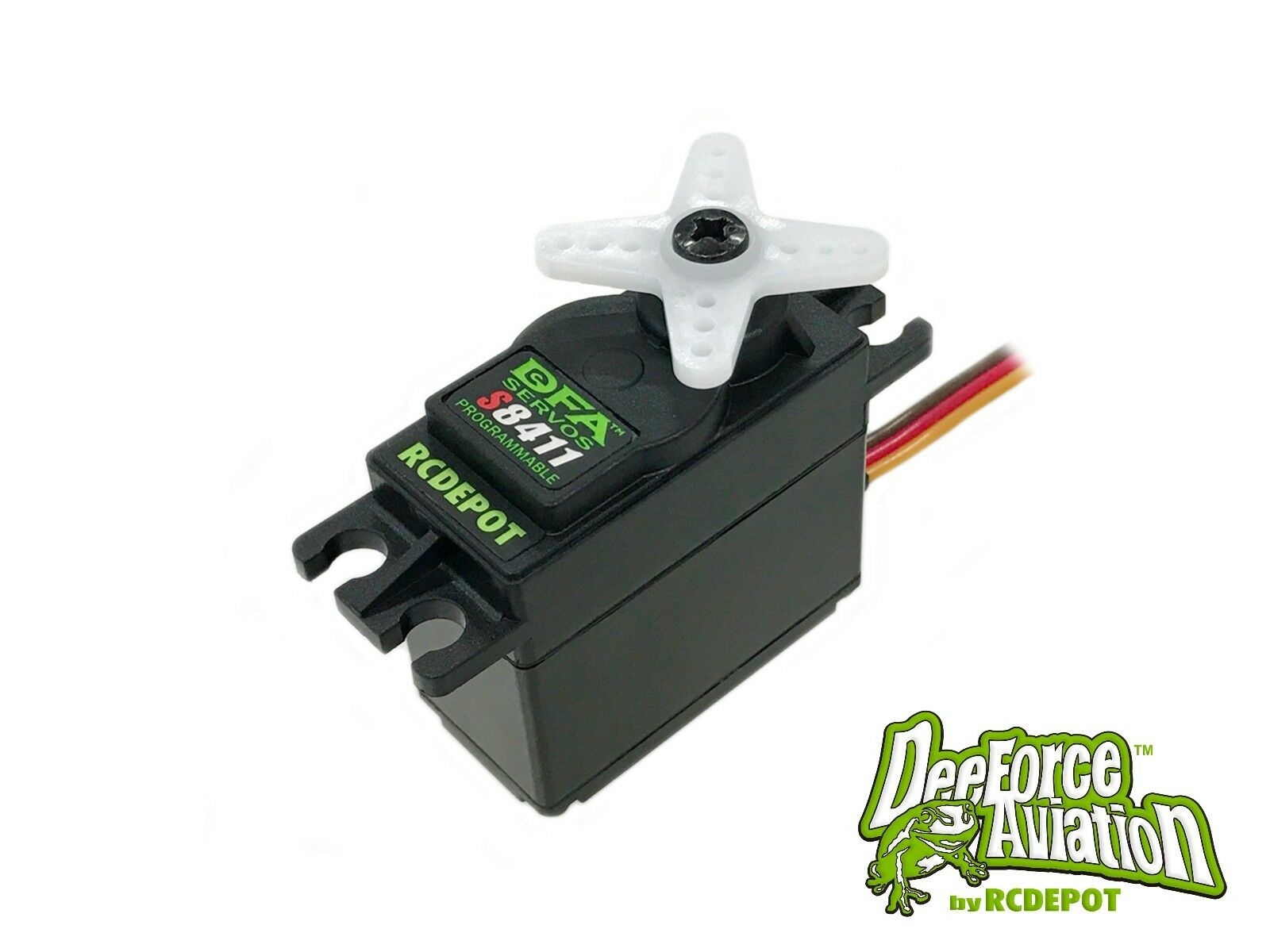 JR DFA S8411 programmable Servo (Dee Force Aviation   JR PROPO   RC DEPOT)