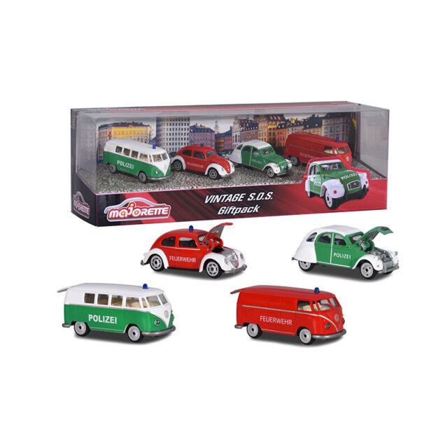 Majorette Majorette Die-cast Five American Muscle Cars in one package 212053168