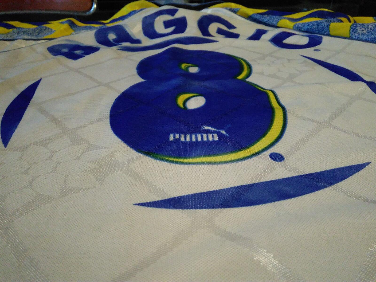 Dino Baggio  8 Parma Maglia Shirt Trikot Maillot 1996-97 Lazio Inter Juventus