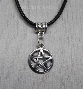 Pagan Cobra Gift Antique Silver Plt Celtic Snake Pendant Necklace Viking Knot