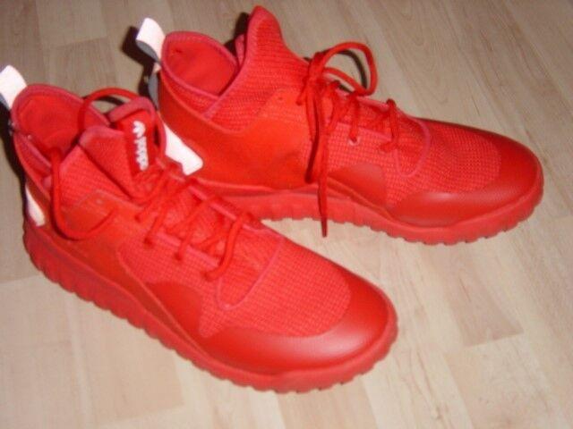 Adidas tubular tubular Adidas X, rojo, US 11 d9d843