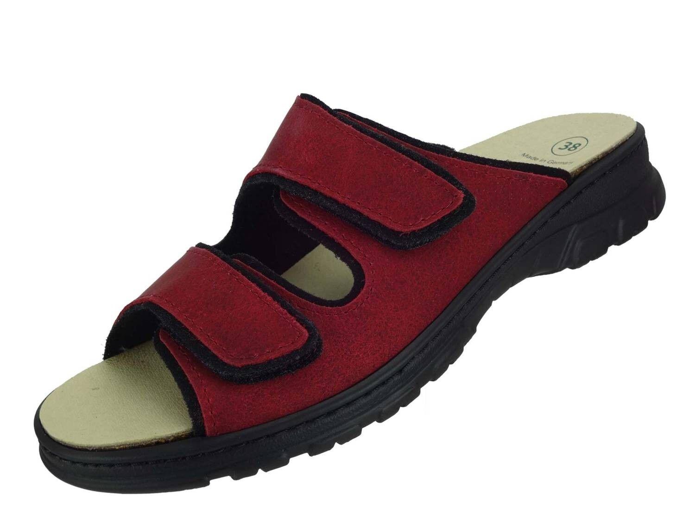 Algemare Pantolette Nubuk waschbares Algenkork Wechsel-Fußbett Sandale 6446_0857  | Verbraucher zuerst