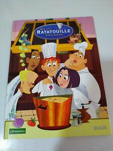 Ratatouille-Disney-Pixar-50-pags-2010-Castellano-Comic-LIBRO
