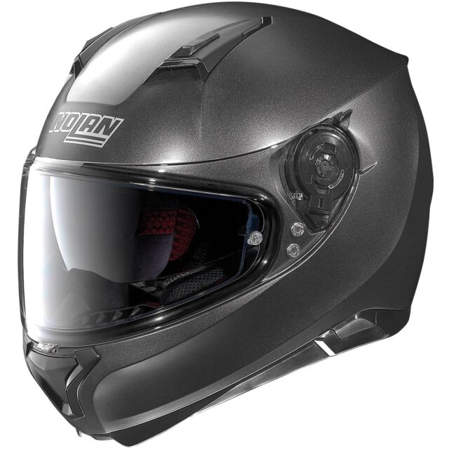 NOLAN N87 SPECIAL PLUS N-COM - 9 Black Graphit Integral Helm