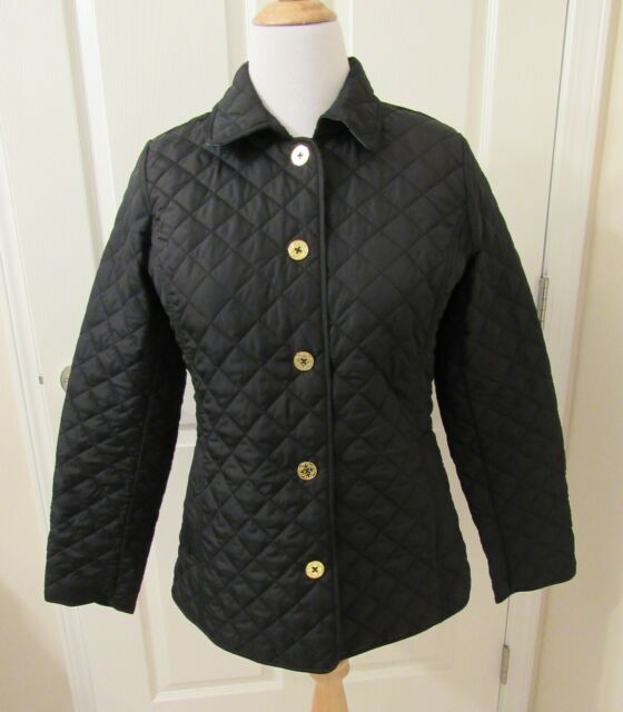 burberry quilted jacket womens qvc