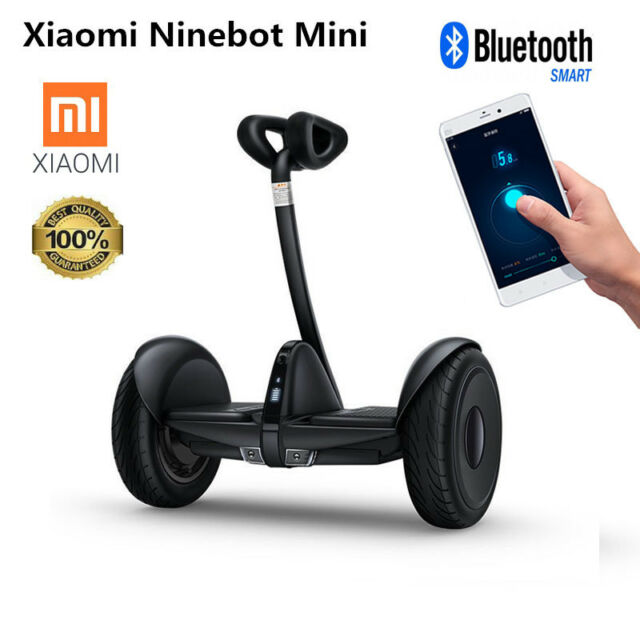 Stand Up Electric Scooter >> Buy Original Xiaomi Ninebot Mini Balance Stand Up Electric Scooter