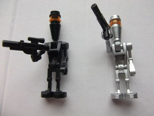 x1 Lego Assassin droid with weapon and correct arms