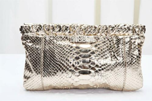 Serpent Darel Soirée Cocktail Main Pochette Peau Or Sac De Gerard À U4aCBqx