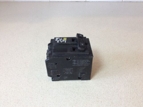 Square D HOM230 Two-Pole Circuit Breaker Hom230  30Amp DW 7826 New!