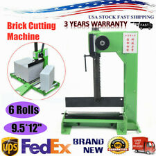 9512 In Block Splitter Landscaping Paving Tool Brick Cutting Machine Cutter