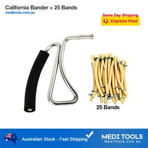 Shoof California Bander Bands 25-pack