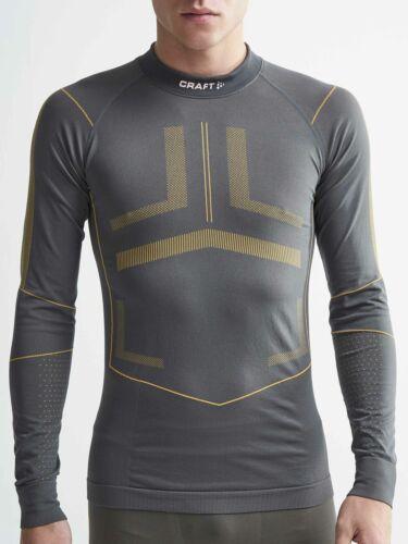 Craft Hommes Crewneck Camouflage Sport-Haut manches longues-Shirt Active Intensity