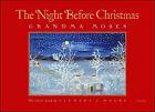 Night Before Christmas by Grandma Moses (Hardback, 2007)