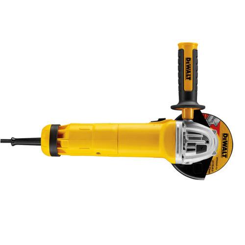 """Mini Angle Cutter Grinder 240v DEWALT Powerful 1010w 115mm DWE4206 4 1//2/"""""""