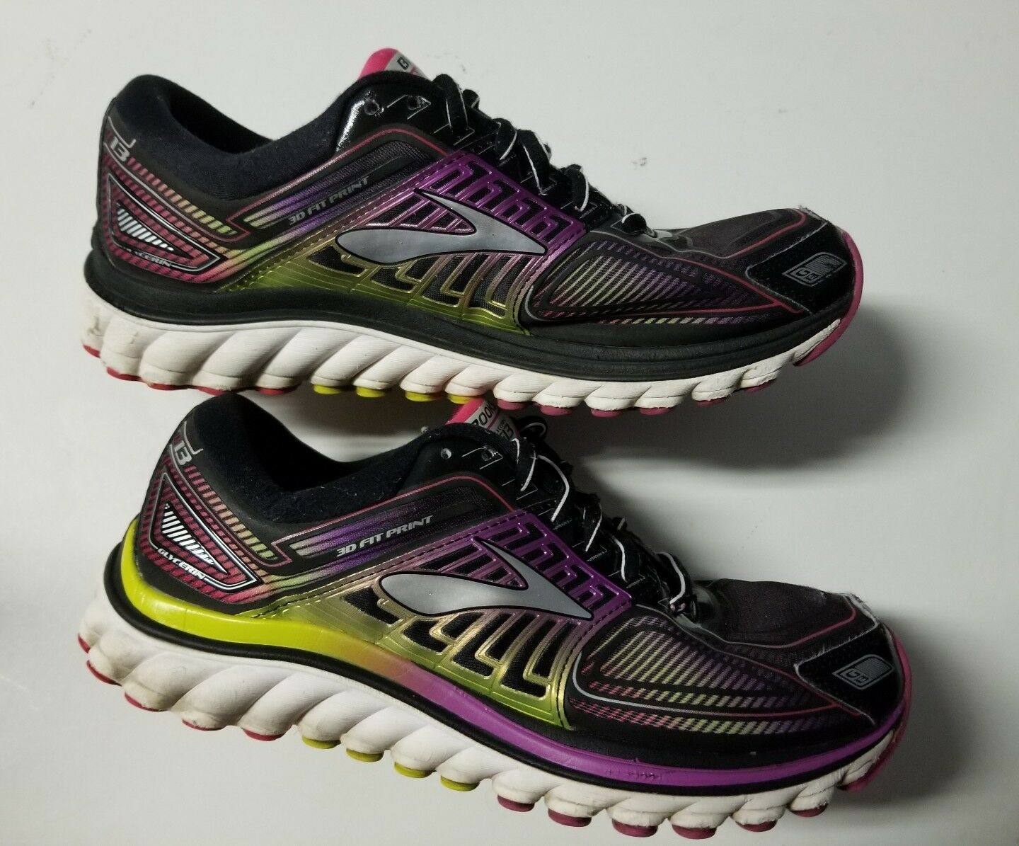 Brooks Glycerin G13 Womens Size 9.5 Running shoes RN B019