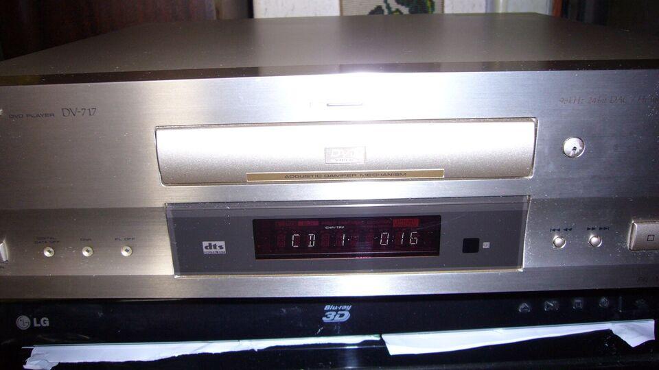DVD/Super Audio CD, Pioneer, DV-717