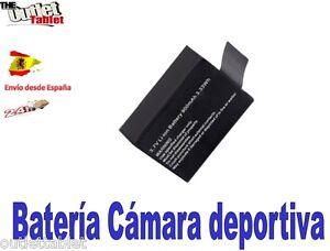 Batería reemplazo Vídeo Cámara DV VICTURE ANDOER Deportiva sumergible 900mah