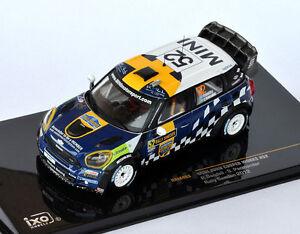IXO-Mini-John-Cooper-Works-52-Sandell-Parmander-Rally-Sweden-2012-RAM493-1-43