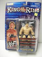 KING Of The RING DROZ WWF Action Figure Jakks Pacific - 039897846057 Toys