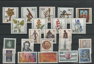 Germany-Berlin-vintage-yearset-Yearset-1981-Mint-MNH-complete-More-Sh-Shop