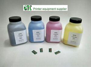 4-RICARICA-TONER-Chip-Di-Reset-4-K-C-M-Y-PER-RICOH-AFICIO-C252-C252DN-C250SF