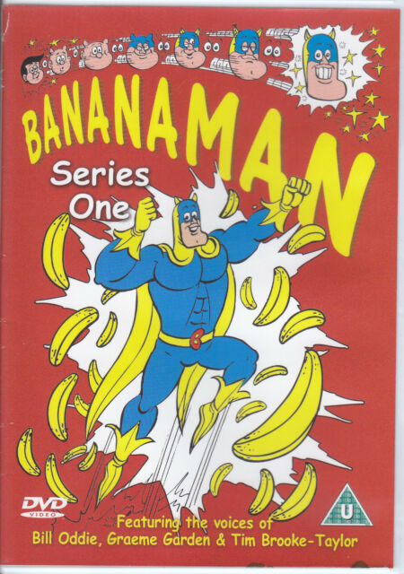 Bananaman - Complete Series One R0 DVD