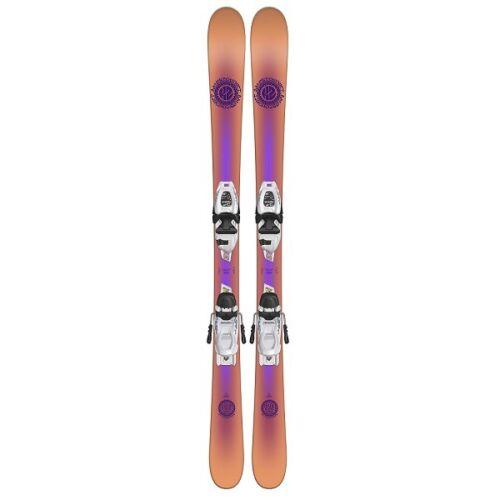 2018 K2 Miss Conduct JR Skis w// Fastrak 4.5 Bindings