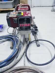 Titan-Impact-440i-Skid-Airless-Paint-Sprayer