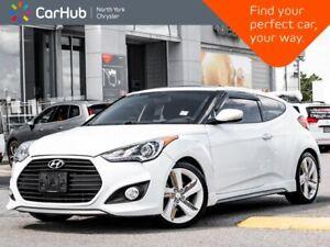 2013 Hyundai Veloster Turbo Auto Heated Seats Navigation Backup Camera Dimension Sound