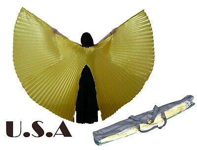 Belly Dance Costume Isis Wings/'s bag Black Bag ONLY Black bag Wings/' Bag