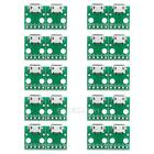 10Pcs Micro USB to DIP 5pin Female Connector Adapter Type B PCB Converter