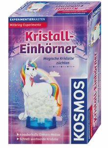 Kristall-Einhoerner-KOSMOS-Experimentierkasten-Kristalle-EINHORN-Filly-Pferd