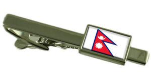 Népal Pince à Cravate - Barre avec Select Gifts Pochette tt0svaoE-09154736-368203190