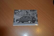 PHOTO DE PRESSE ( PRESS PHOTO ) Citroën AX 14 Tecnic  de 1990 CI160
