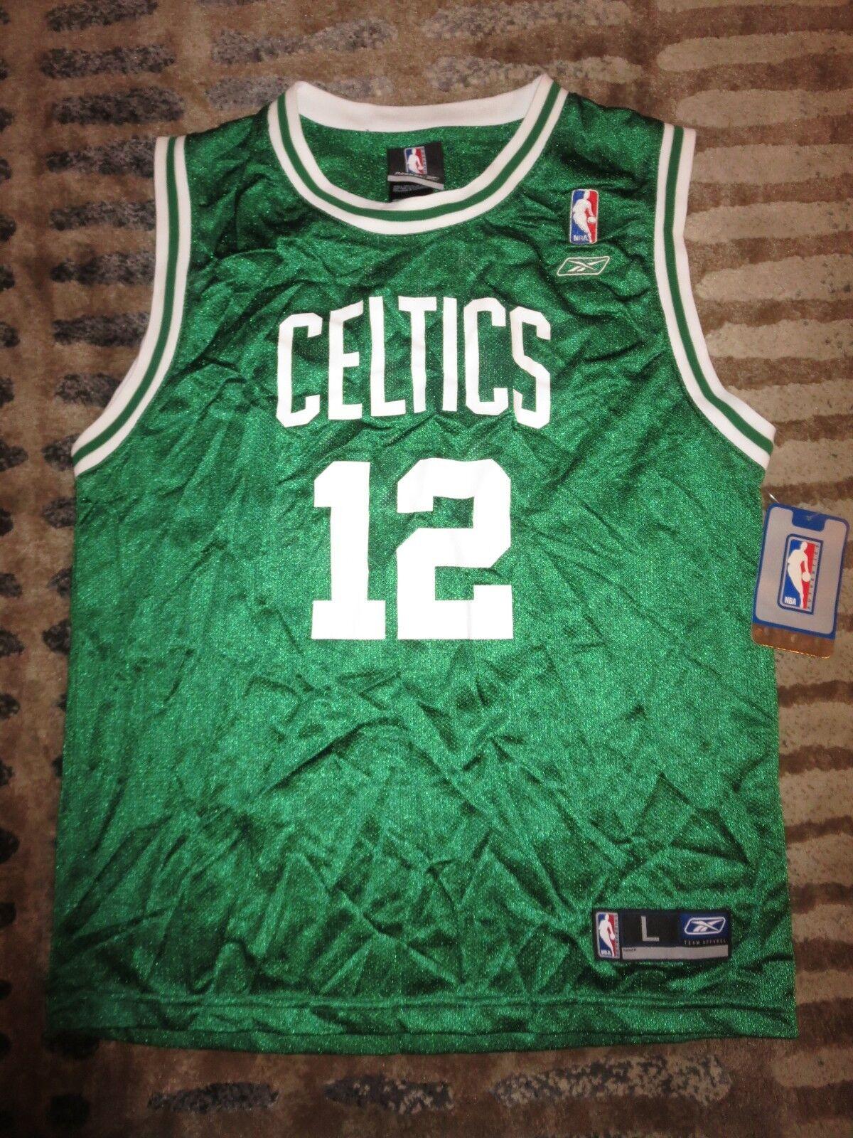 Glen Big Baby Davis  12 Boston Celtics Celtics Celtics NBA Reebok Trikot Jugendliche L 14-16 0b6150
