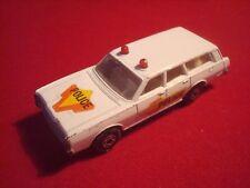 MATCHBOX N° 55  MERCURY POLICE CAR