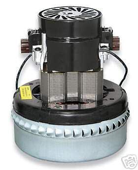 110 V - 120 V Ametek Aspirateur 2 étape humide sec Bypass Motor