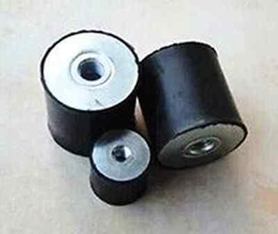 5pcs New 20*30*M5 M5  DD Type Rubber Anti Vibration Mount silentblock Base Block