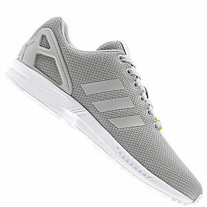 official photos 5b33c 053ea ADIDAS-Originals-Zx-Flux-Grigio-Uomo-Sneaker-Sneakers-