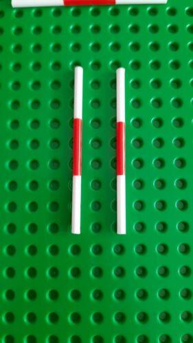 Märklin H0 2X Schranken für Bahnübergang 7054 und 7390