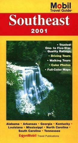 Mobil Travel Guide 2001: Southeast (MOBIL TRAVEL GUIDE COASTAL SOUTHEAST (GA,...